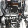 Najad_505_CC Motorraum und Motor