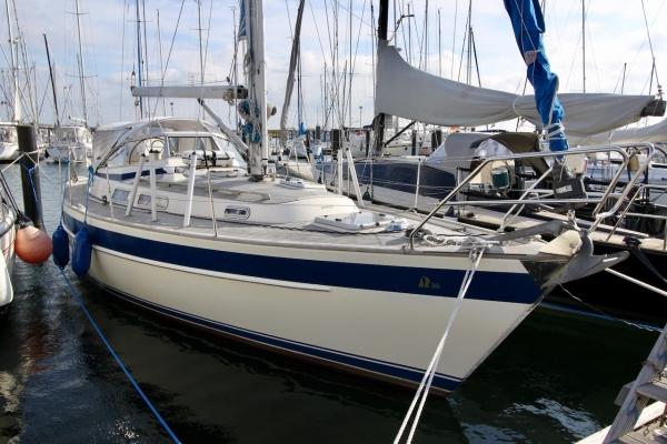 Hallberg Rassy 36 von 1993 zu verkaufen